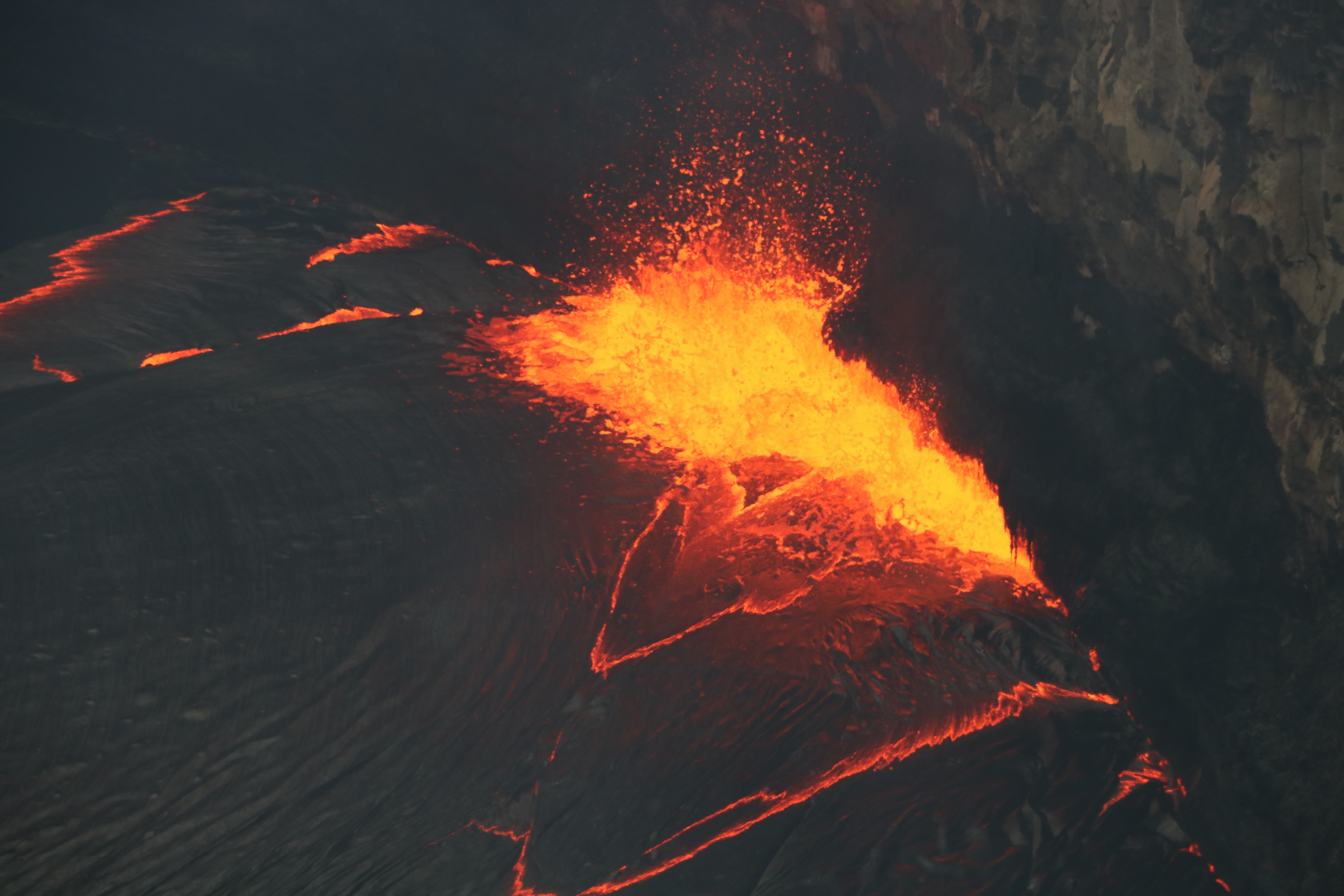 Usgs Volcano Hazards Program Hvo Kilauea
